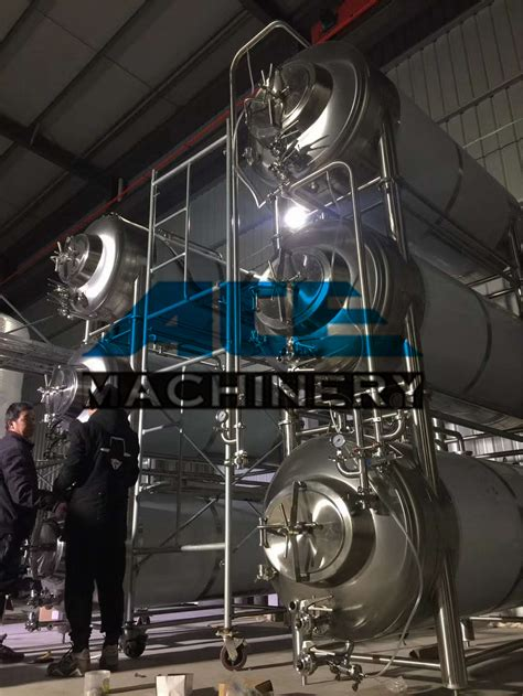 Beer Bright Tanks - Wenzhou Ace Machinery Co