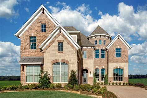 Lake Forest in Mckinney, TX :: New Homes by Grand Homes