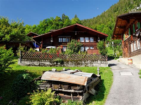 Chalet Daheim, the charming family chalet in the Swiss