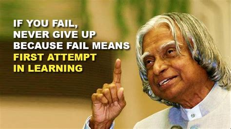 20 Powerful quotes by APJ Abdul Kalam - Indian Defence News