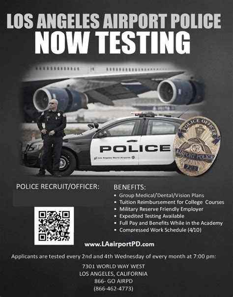 LAWA Official Site | Airport Police Recruitment