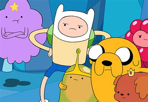 Cartoon Network's Adventure Time Returns With Trippy Trip