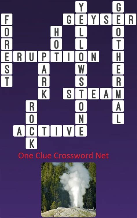 Geyser - Get Answers for One Clue Crossword Now