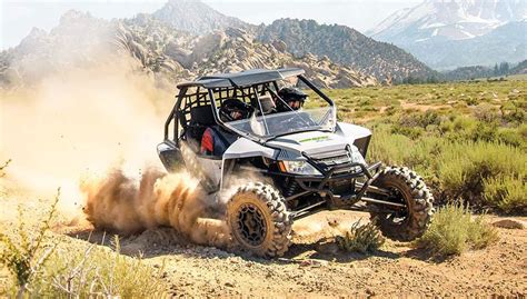 2018 Textron Off Road Wildcat X and Wildcat X Limited