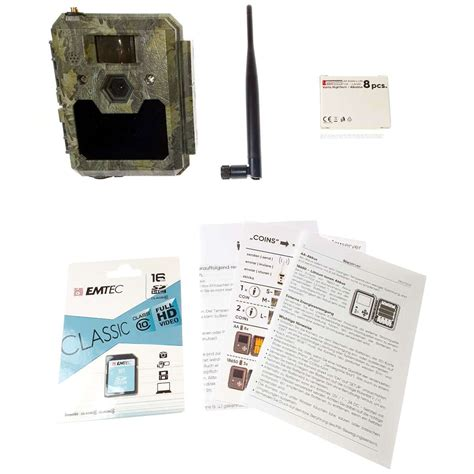 icucam 4 photo trap with 4G / LTE real-time transmission