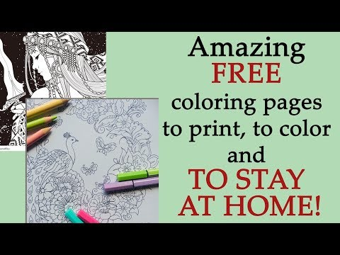 Nature Coloring Pages - Educational Fun Kids Coloring