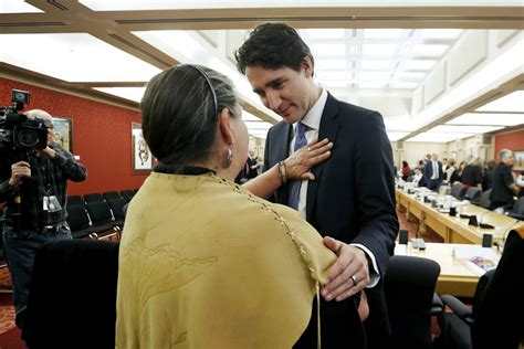 Truth and reconciliation report goes well beyond