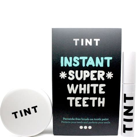 TINT Instant Super White Teeth Tooth Paint | Free Shipping