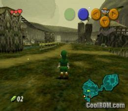 Legend of Zelda, The - Ocarina of Time ROM Download for