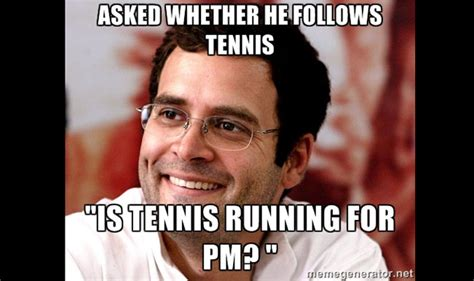 Rahul Gandhi memes after the 'confusing' interview with