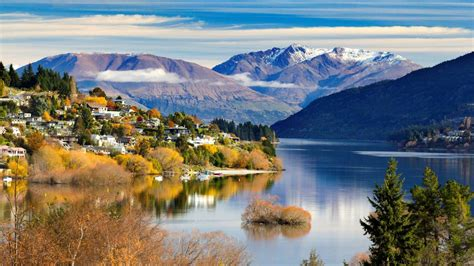 Queenstown: Single New Zealand town makes 'most beautiful