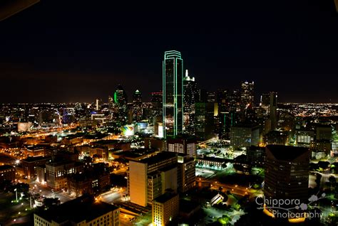 Reunion Tower Observation Deck {Dallas Architectural