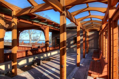 Decorative Beams for a Craftsman-Style Arbor | JLC Online