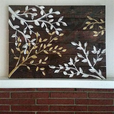 Upscale Tree Branch Reclaimed Wood Wall Art - Project by