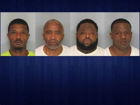 4 arrested on multiple drug charges following Hall Coun