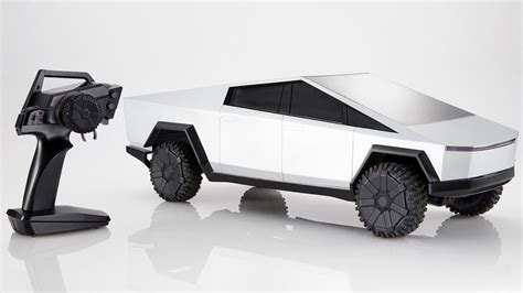 Hot Wheels set to deliver RC Cybertruck before Tesla