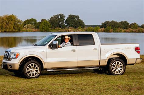 Bush's F-150 To Be Auctioned For Charity