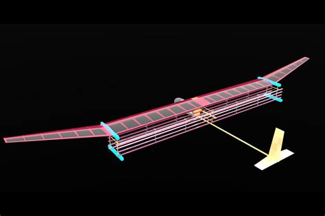 star trek-inspired, ion-drive airplane flies without fuel