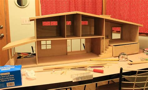 7 steps -- and 70 hours -- for Kate's DIY dollhouse from