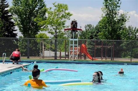 Summer in Aurora this year includes free pools on Fridays