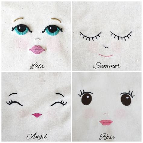 321 best Crochet Doll Eyes & Mouth & Nose images on