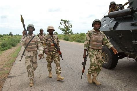 NIGERIA ARMY RECRUITMENT - HOW TO APPLY