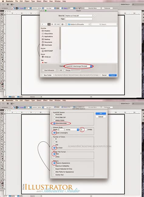 Always Be Creating: Bringing a Cut File from Adobe