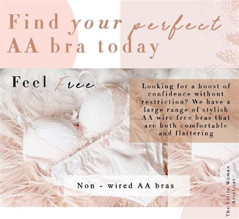 2A Tuesday - This Weeks Little Women AA Cup Bra