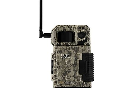 Spypoint® LINK-MICRO-LTE - Camo - Forelock and Load