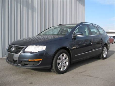 2007 VW PASSAT KOMBI WAGON for Sale in Clementwood