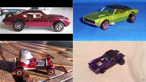 Rare Hot Wheels Of Your Childhood That Are Worth A Small