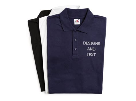 Personalised Polo Shirts | Spreadshirt