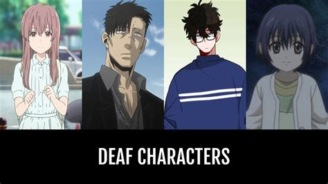 Deaf Characters | Anime-Planet