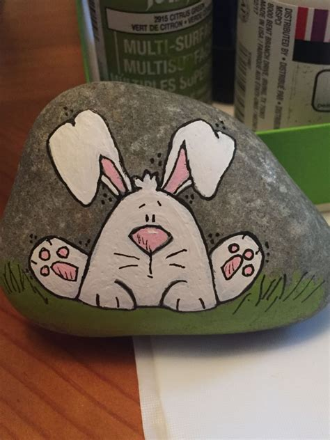 35 Easy Animal Rock Painting Ideas For Beginners - Free